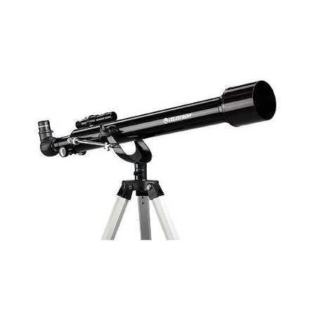 Hvězdářský dalekohled Celestron AC 60/700 PowerSeeker 60 AZ