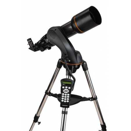 Hvězdářský dalekohled Celestron 102/660 NexStar 102 SLT GoTo