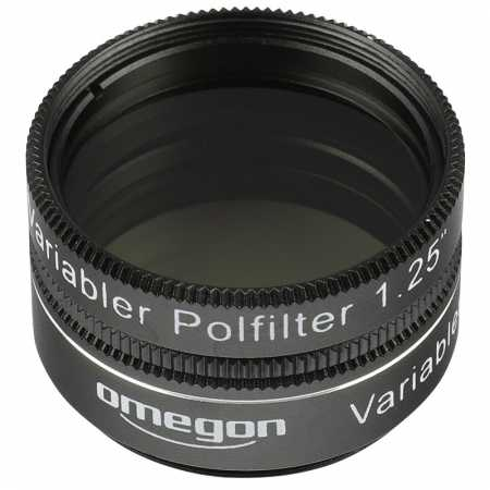 Filtr Omegon Variabilní polarizační filtr 1,25″