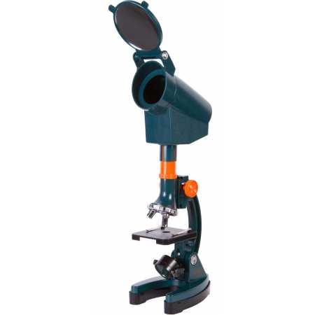 Mikroskop Levenhuk LabZZ M3 300x-1200x