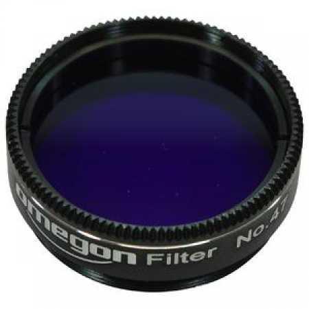 Filtr Omegon Barevný filtr fialový 1,25″