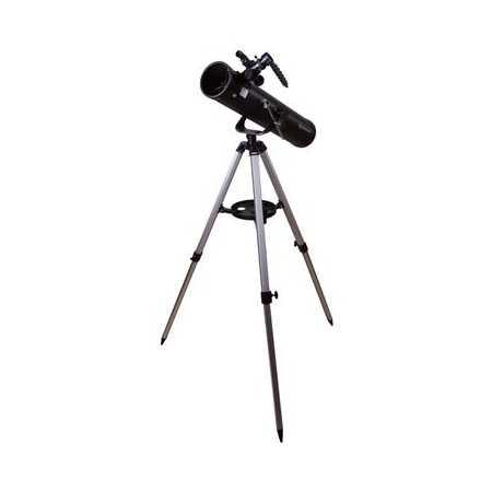 Hvězdářský dalekohled Teleskop Bresser Venus 76/700 AZ1 s redukcí na chytrý telefon