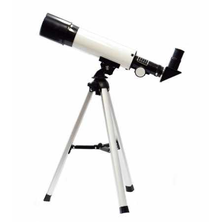 Dětský hvězdářský dalekohled v kufru Binorum Basic 50/360 AZ