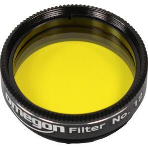 ... Filtry → Barevné → Filtr Omegon Barevný filtr žlutý 1.25
