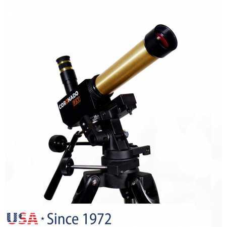 """Solární telescop Coronado PST 40/400 OTA - <span class=""""red"""">Pouze tubus s příslušenstvím, bez montáže, bez stativu</span>"""
