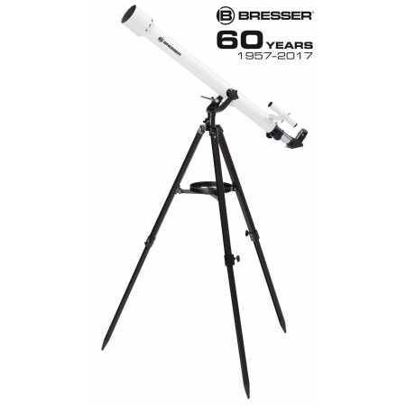 Hvězdářský dalekohled Bresser Classic 60/900 AZ
