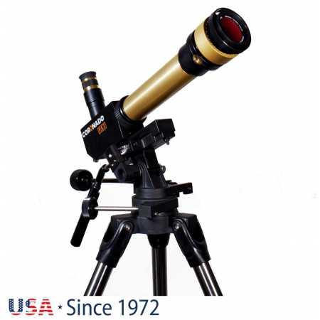 """Solární teleskop Coronado PST 0.5 Angstrom 40/400 OTA - <span class=""""red"""">Pouze tubus s příslušenstvím, bez montáže, bez stativu</span>"""