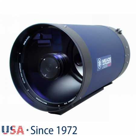 """Hvězdářský dalekohled Meade 356/3556 LX200 14&Prime; F/10 OTA - <span class=""""red"""">Pouze tubus s příslušenstvím, bez montáže, bez stativu</span>"""