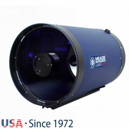 """Hvězdářský dalekohled Meade 406/4064 LX200 16&Prime; F/10 OTA - <span class=""""red"""">Pouze tubus s příslušenstvím, bez montáže, bez stativu</span>"""