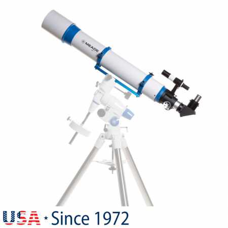 """Hvězdářský dalekohled Meade 120/1000 LX70 R5 OTA - <span class=""""red"""">Pouze tubus s příslušenstvím, bez montáže, bez stativu</span>"""