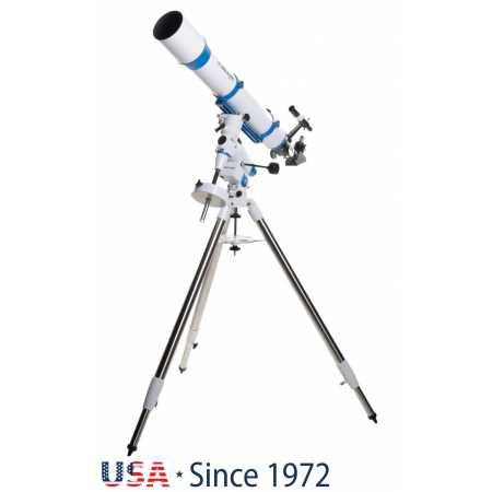 Hvězdářský dalekohled Meade 120/1000 LX70 R5 EQ