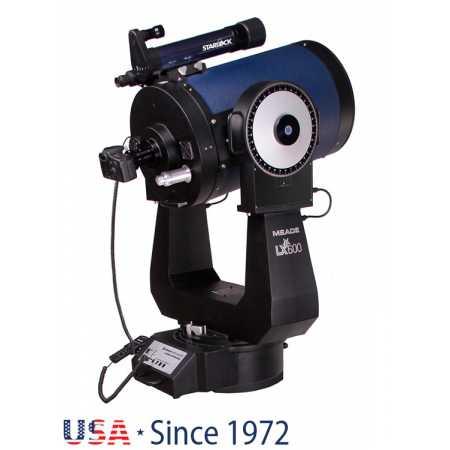 """Hvězdářský dalekohled Meade 356/2845 ACF LX600 14"""" F/8 OTA - <span class=""""red"""">Pouze tubus s příslušenstvím, bez montáže, bez stativu</span>"""