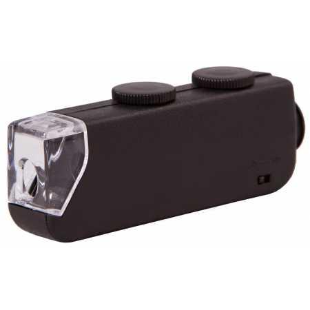 Kapesní mikroskop Bresser TM-145 60x–100x