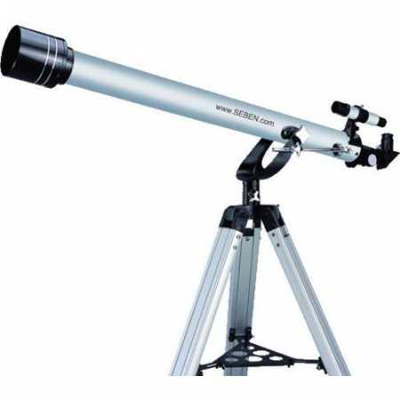 Hvězdářský dalekohled Seben AC 60/900 Star Commander AZ-1