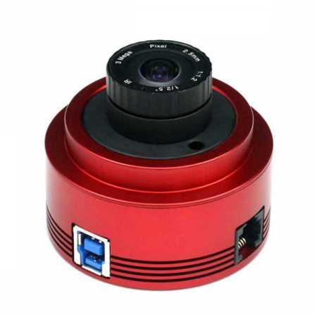 ZW Optical ASI290MM USB3.0 Monochrome Astro Camera - 2.1 MP CMOS