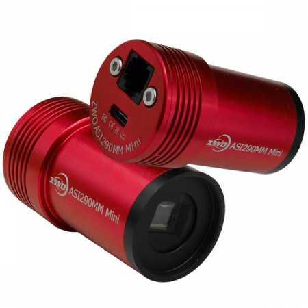 ZW Optical ASI174 Mini USB2.0 Mono Autoguiding Camera - 2.3 MP CMOS sensor