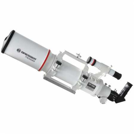 """Hvězdářský dalekohled Bresser AC 102S/600 Messier Hexafoc OTA - <span class=""""red"""">Pouze tubus s příslušenstvím, bez montáže, bez stativu</span>"""