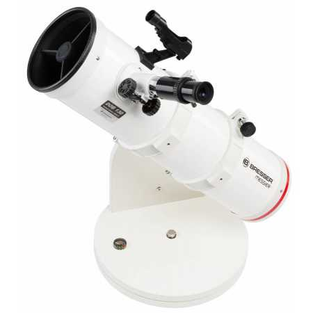 "Hvězdářský dalekohled Bresser N 130/650 Messier Dobson 5"""