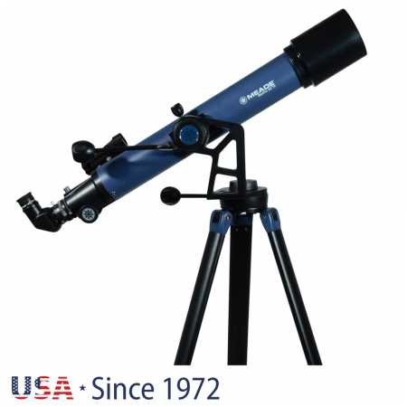 Hvězdářský dalekohled Meade 70/700 StarPro AZ