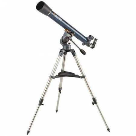 Hvězdářský dalekohled Celestron AC 70/900 Astromaster AZ
