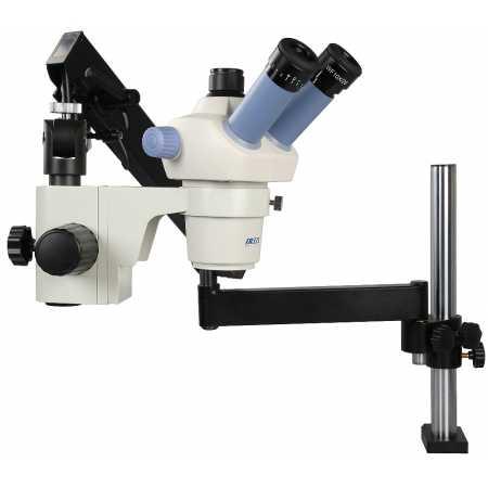 Mikroskop stereoskopický DeltaOptical SZ-450T 10x-45x + stativ F1