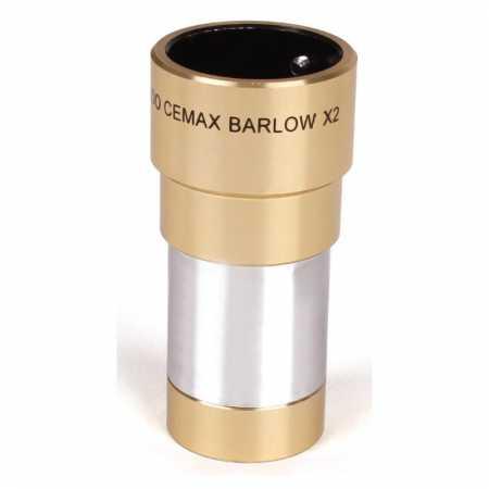 Barlow čočka Coronado Cemax 2x 1,25″