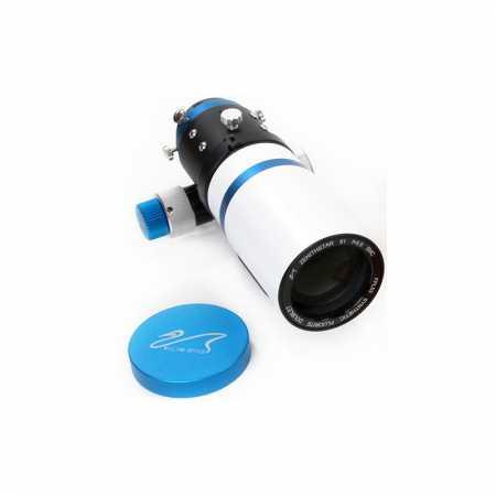 """Apochromatický refraktor William Optics 61/360 ZenithStar 61 Blue OTA - <span class=""""red"""">Pouze tubus s příslušenstvím, bez montáže, bez stativu</span>"""