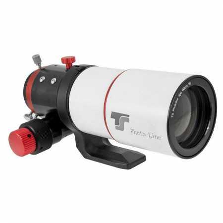 """Apochromatický refraktor Teleskop-Service 60/360 PhotoLine FPL53 Red OTA - <span class=""""red"""">Pouze tubus s příslušenstvím, bez montáže, bez stativu</span>"""