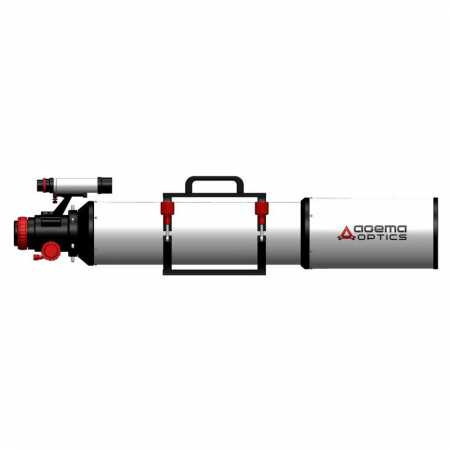 """Apochromatický refraktor Agema Optics 120/1040 SD 1:10 OTA - <span class=""""red"""">Pouze tubus s příslušenstvím, bez montáže, bez stativu</span>"""