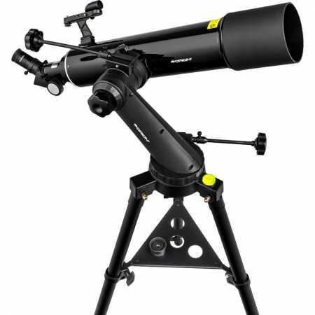 """Hvězdářský dalekohled Orion AC 90/600 VersaGo E-Series - <span class=""""red"""">Pouze tubus s příslušenstvím, bez montáže, bez stativu</span>"""