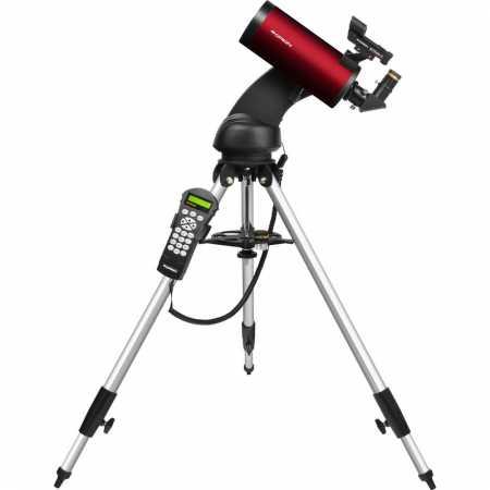 """Hvězdářský dalekohled Orion Maksutov MC 102/1300 StarSeeker IV AZ SynScan-GoTo - <span class=""""red"""">Pouze tubus s příslušenstvím, bez montáže, bez stativu</span>"""