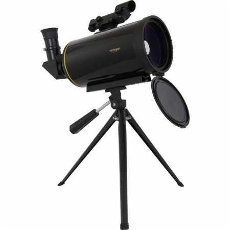 Hvězdářský dalekohled Omegon Maksutov MightyMak 90 with LED finder