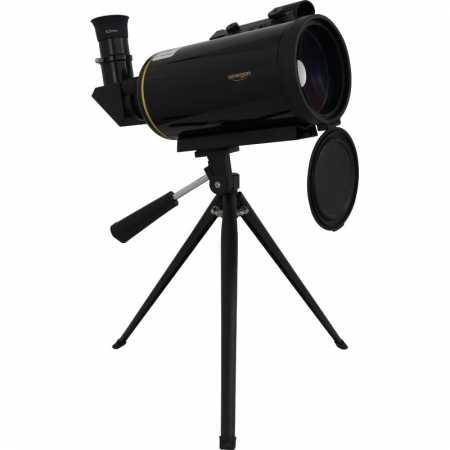 Hvězdářský dalekohled Omegon Maksutov MightyMak 80 with LED finder