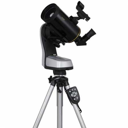 Hvězdářský dalekohled Omegon Maksutov MightyMak 80 AZ Merlin