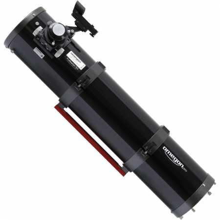 """Hvězdářský dalekohled Omegon Newton N 153/900 OTA - <span class=""""red"""">Pouze tubus s příslušenstvím, bez montáže, bez stativu</span>"""