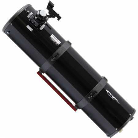 """Hvězdářský dalekohled Omegon Newton N 203/1000 OTA - <span class=""""red"""">Pouze tubus s příslušenstvím, bez montáže, bez stativu</span>"""