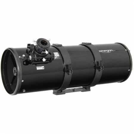 """Hvězdářský dalekohled Omegon Astrograph 203/800 OTA - <span class=""""red"""">Pouze tubus s příslušenstvím, bez montáže, bez stativu</span>"""