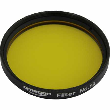 Filtr Omegon #12 2″ colour, yellow