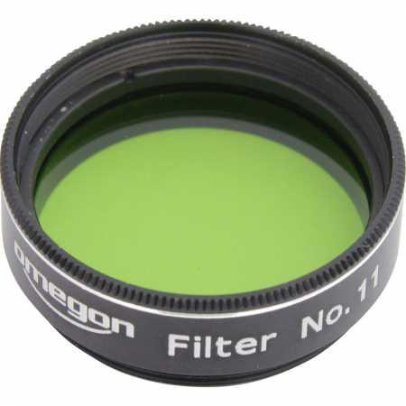 Filtr Omegon #11 1,25″ colour, green