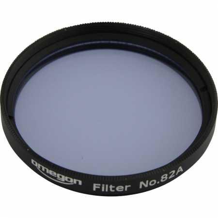 Filtr Omegon #82A 2″ colour, light blue