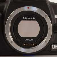 Filtr Astronomik OIII CCD EOS clip-