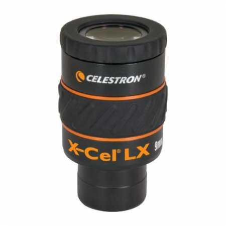 Okulár Celestron X-Cel LX 1,25″  9mm