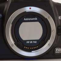Filtr Astronomik IR ProPlanet 742 bandpass, EOS clip