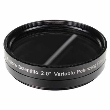 Filtr Explore Scientific Variable polarizing 2″