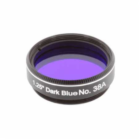 Filtr Explore Scientific Dark Blue #38A 1,25″