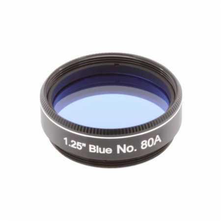 Filtr Explore Scientific Blue #80A 1,25″