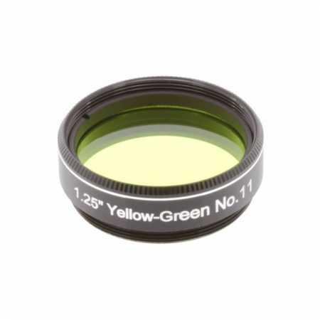 Filtr Explore Scientific YellowGreen #11 1,25″