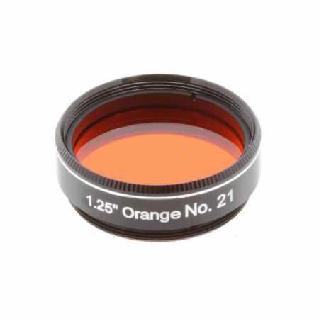 Filtr Explore Scientific oranžový #21 1,25″
