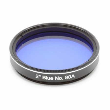 Filtr Explore Scientific Blue #80A 2″