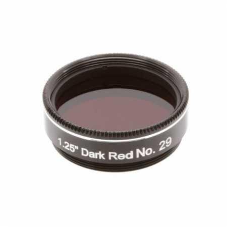 Filtr Explore Scientific Dark Red #29 1,25″